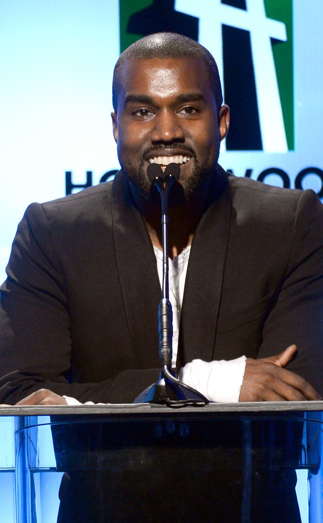 Kanye West, Hollywood Film Awards